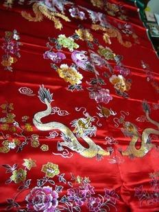 老款红绸缎被面图片_闲置绸缎被面苏州绸缎被面批发价格淘宝商城