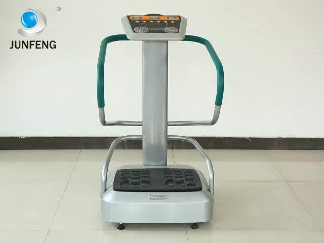 body slimmer vibration plate machine gym crazy fit massager