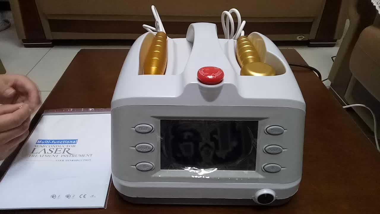 HNC-Lasergeräte mit niedrigem Laserausstoß für durch Arthritis verursachte Schmerzlinderung