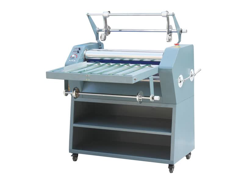 Industrial hot melt automatic thermal plastic film pvc flex banner a3 heating continuous photo paper laminating machine price