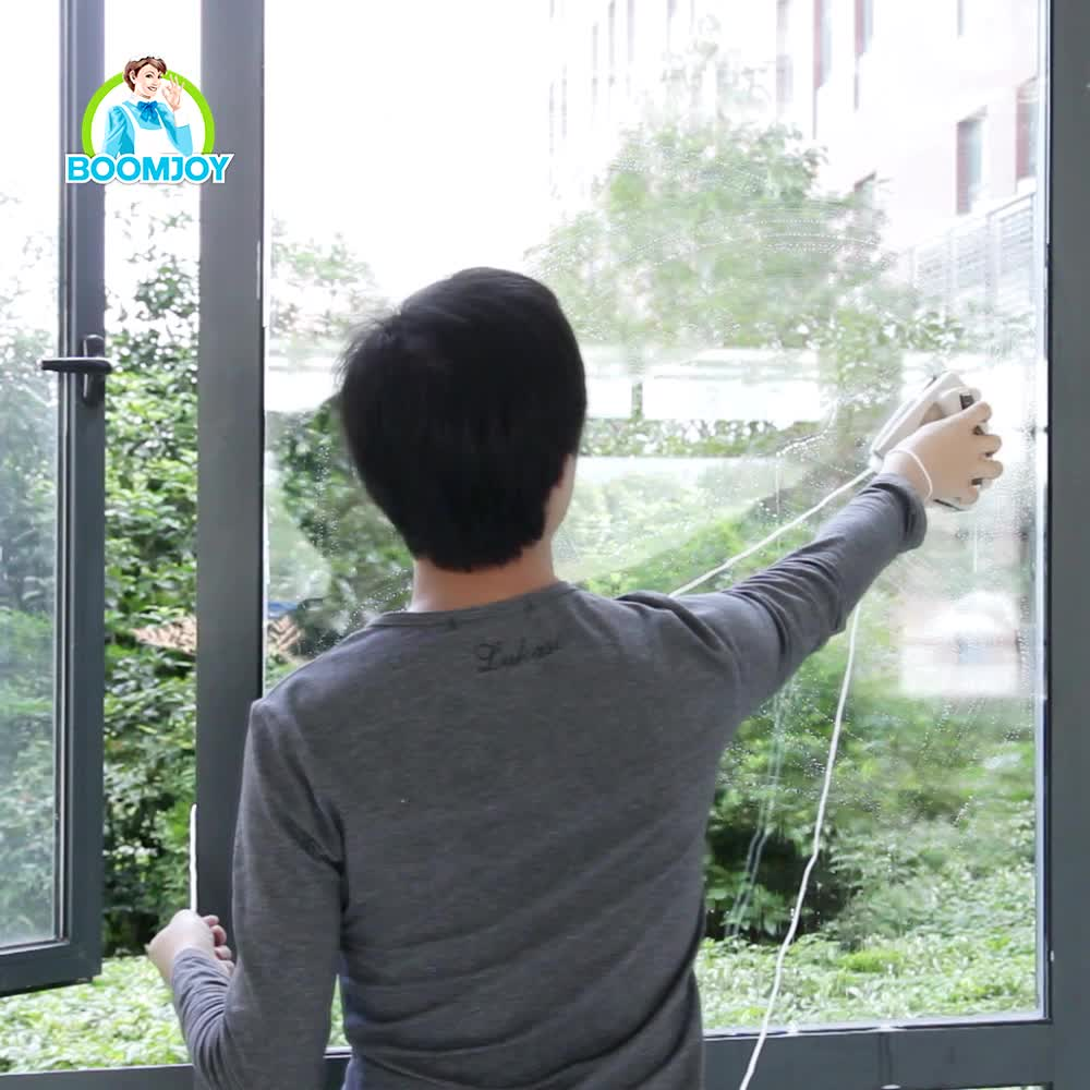 Boomjoy C6 Magnetic window cleaner wiper window cleaning wizard squeegee.
