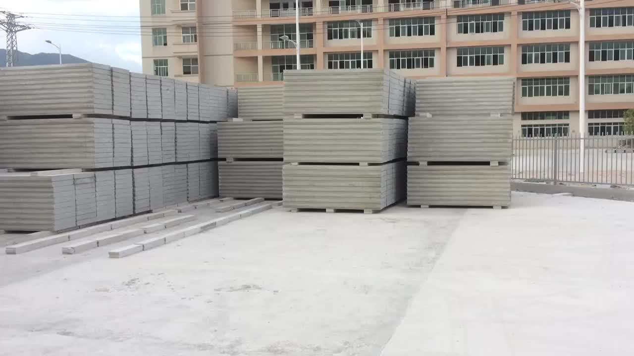 OBON wärmedämmung licht gewicht eps betonwand sandwichplatte preis m2