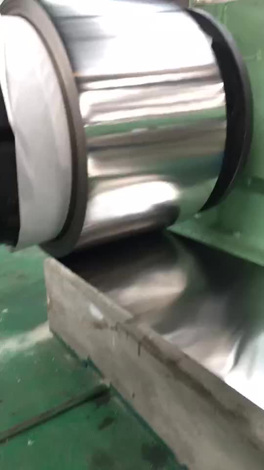 China manufacturer cold or hot rolled 304 SS coil/strip best price
