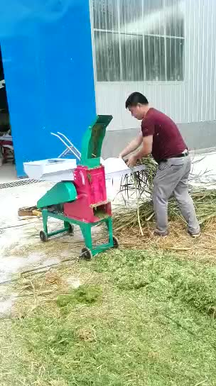 diesel farming shredder machine wheat grinder machine