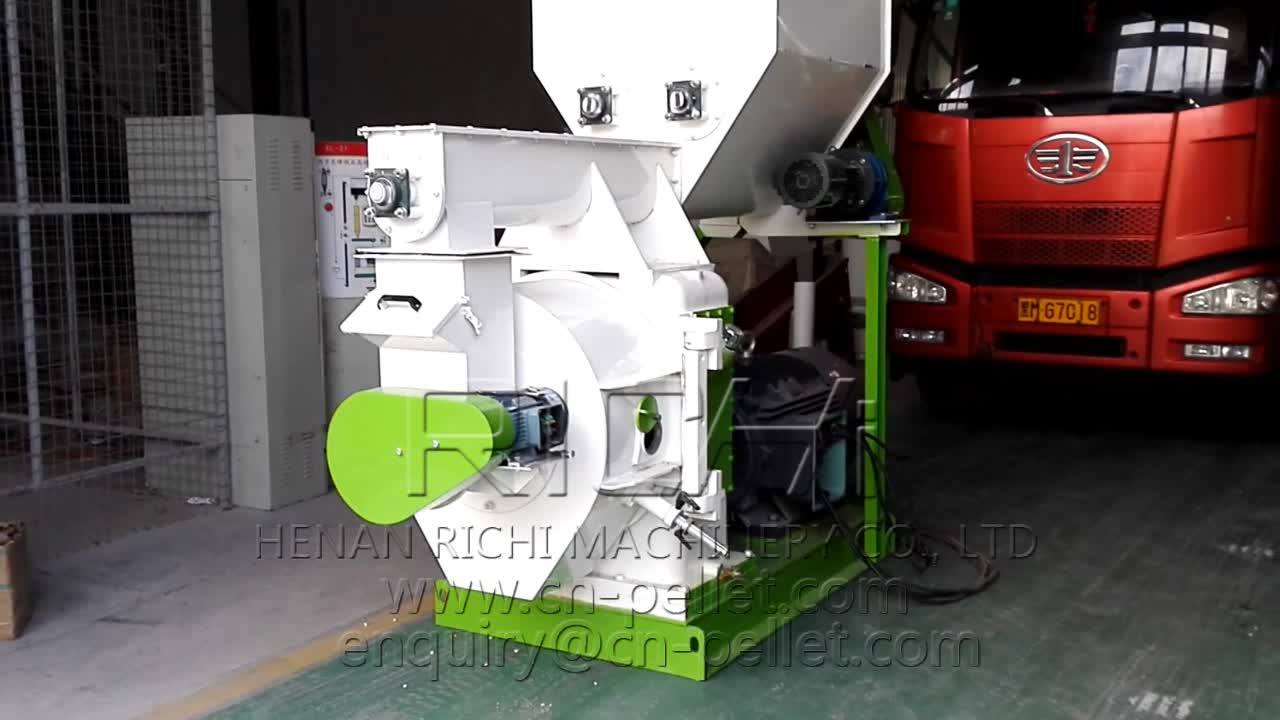 Hot Sale CE Approved MZTH Series Wood Pellet Machine For Fuel /Coffee Husk Pellet Mill/ Industrial Biomass Pellet Making Machine