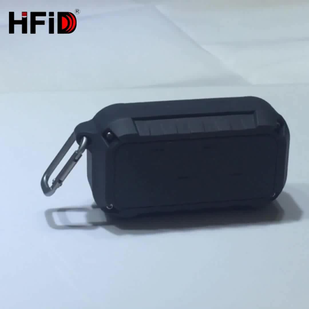 Kotak Musik kecil IPX6 Tahan Air Speaker