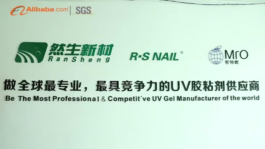 Ransheng offerta private label nail polish, private label smalto di chiodo del gel, private label smalto del gel del chiodo