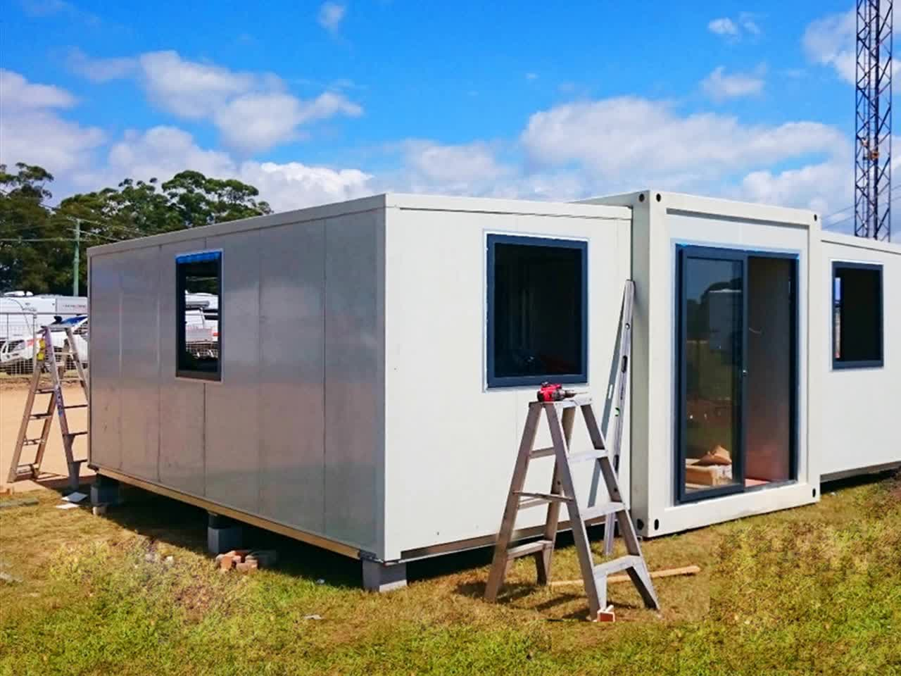 Quality Mobile China Modern Prefabricated Homes Modular