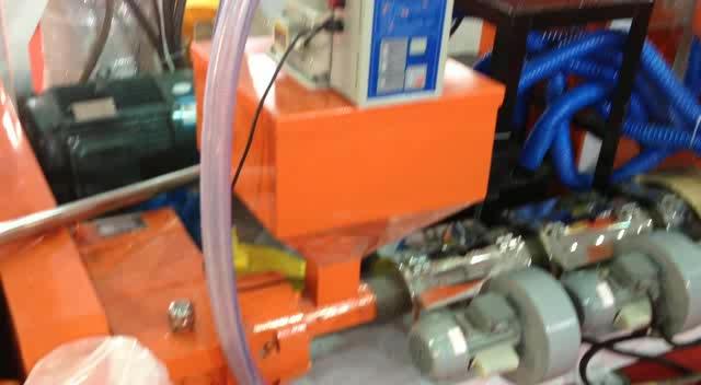 TAIWAN TYPE high speed MINI film blowing machine (CE)