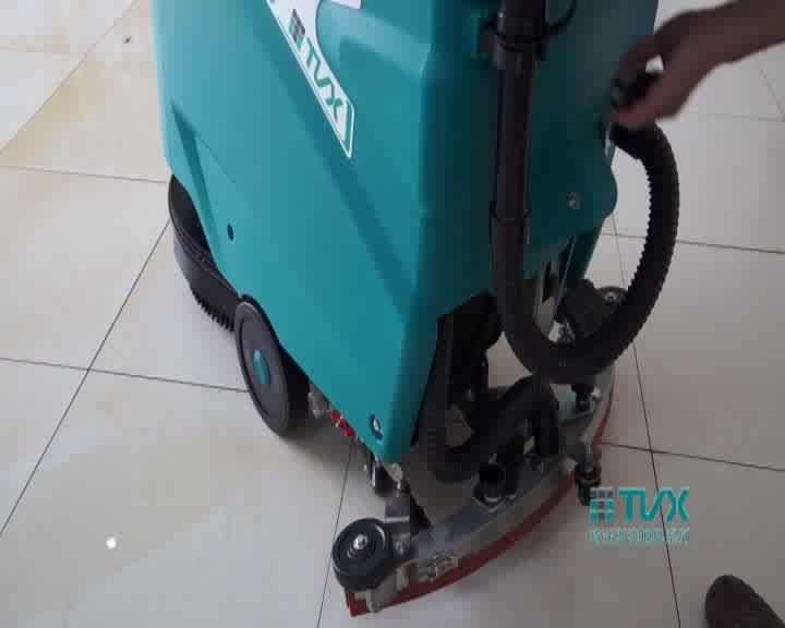 高品質tvx t45 50b床スクラバーマシン