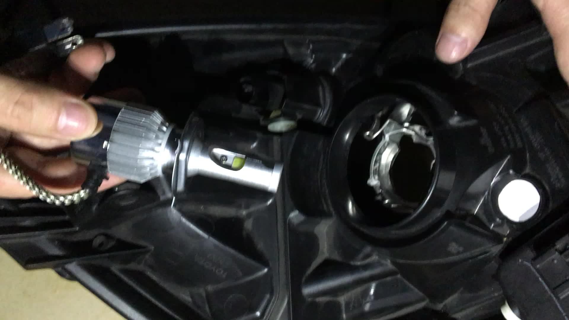 New design c w lm car headlight h h h h led headlight