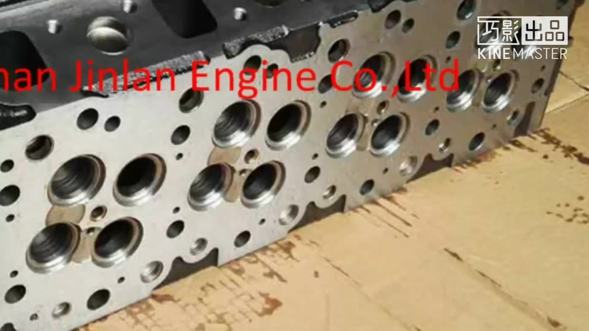 High Quality Engine Parts 4HK1 Cylinder head  8980083633  8970956647