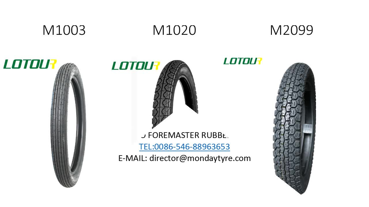 High Quality Tubeless Motorcycle Tyre 130/90-15