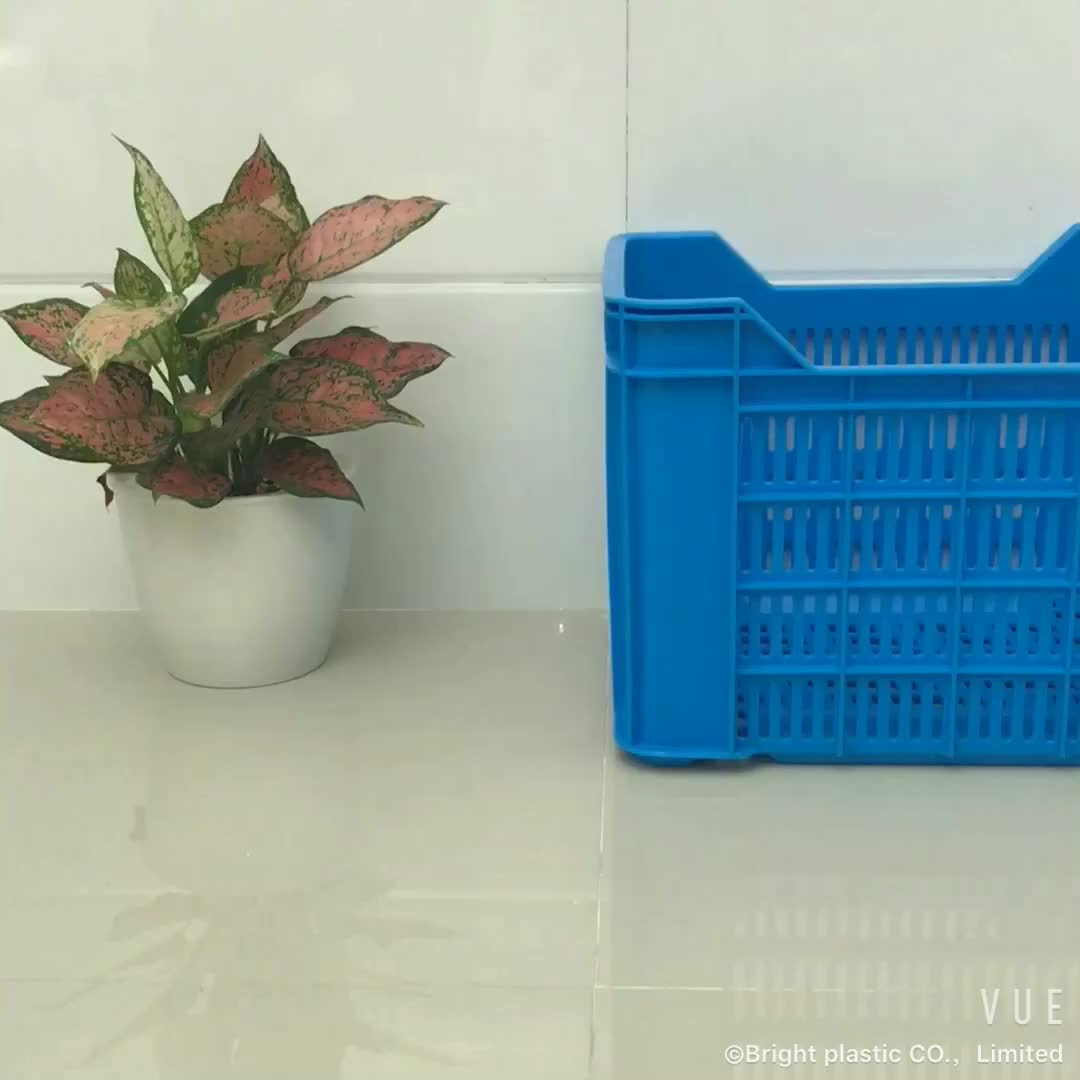 Top Grade Turnover Crate For Bottles Beer Bottle Plastic Crates