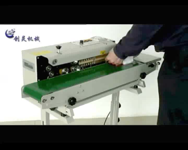 FR-880 Continuous Biscuit Bag Sealing Machine CLPACK