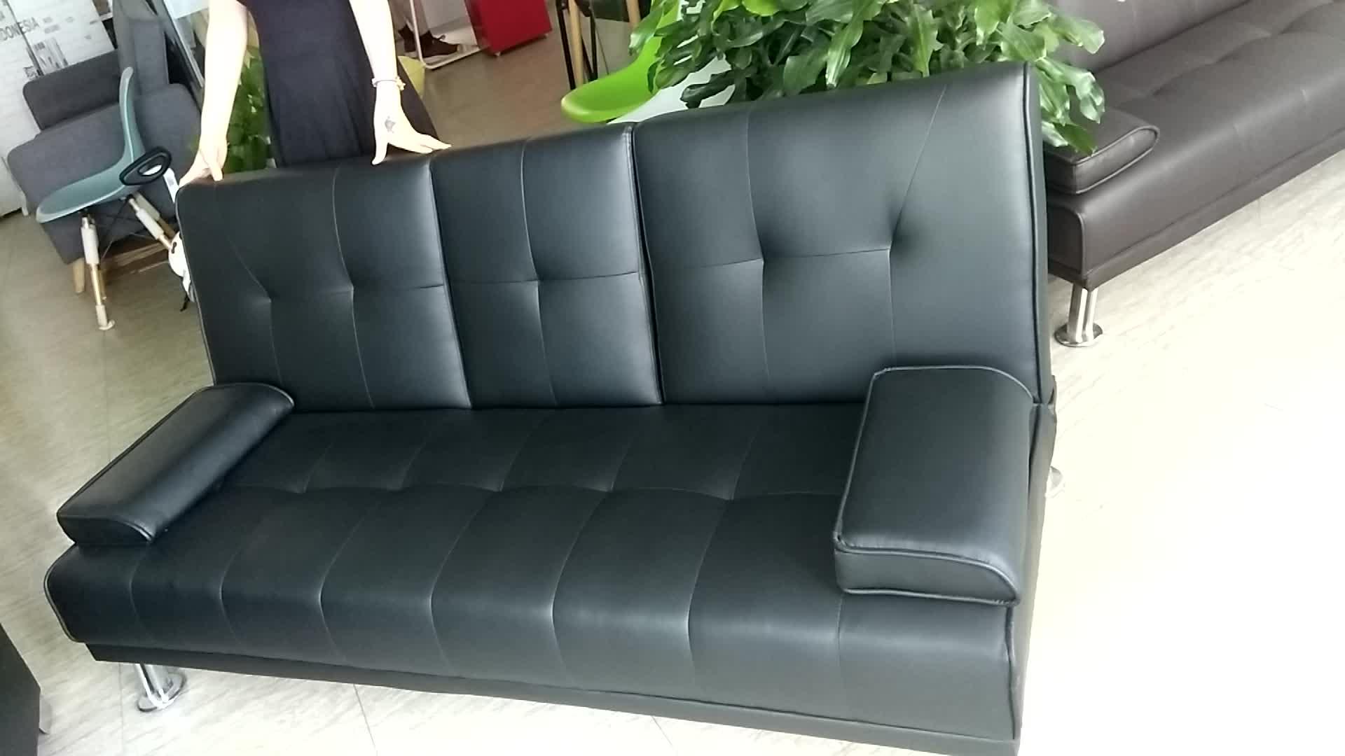 2017 neue mode ss7098 sofa bett mit wasser halter beste f r verkauf philippinen klapp faul sofa. Black Bedroom Furniture Sets. Home Design Ideas