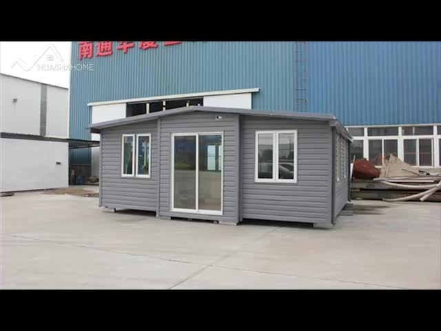 China suppliers prefab folding garden buildings house