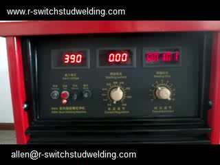 drawn arc stud welding machine/stud welder RSN7-2500 for 4mm-28mm stud