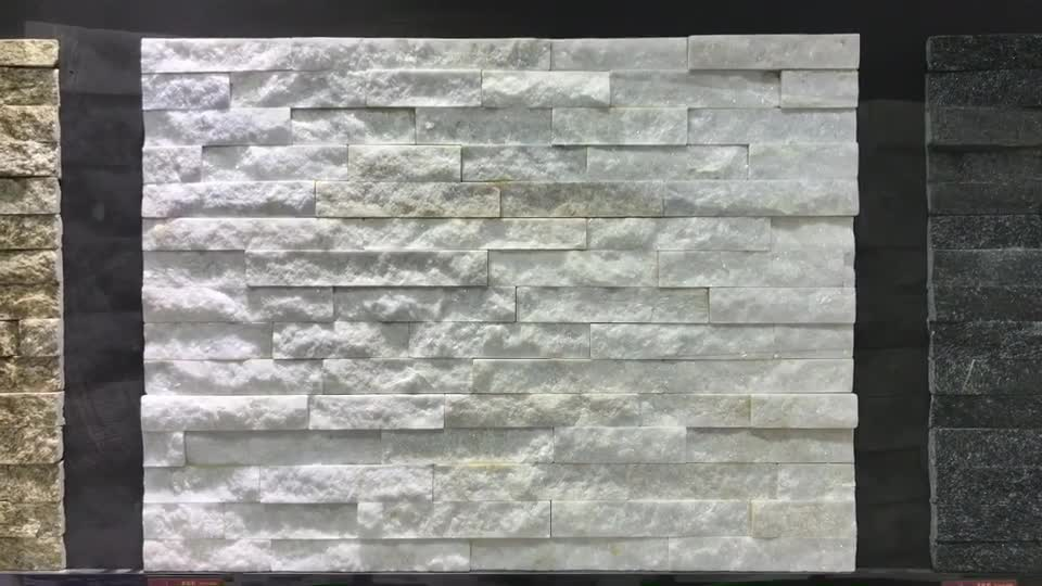 Stone Elevation Quotes : Hs zt price of quartzite stone products white star