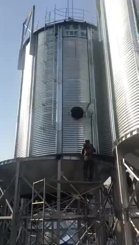 Thermal Insulation Heat Preservation Silo