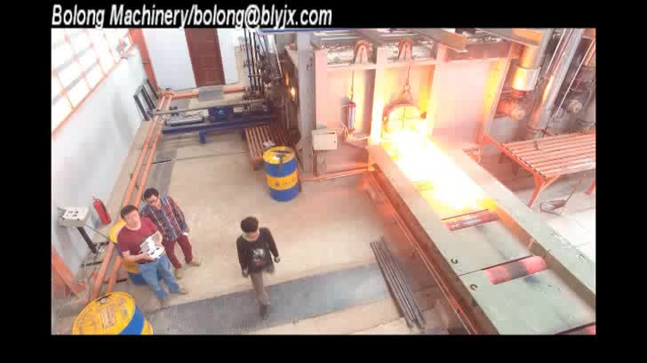 Top Quality Machinery New Design Hot Steel Re-Rolling Mill