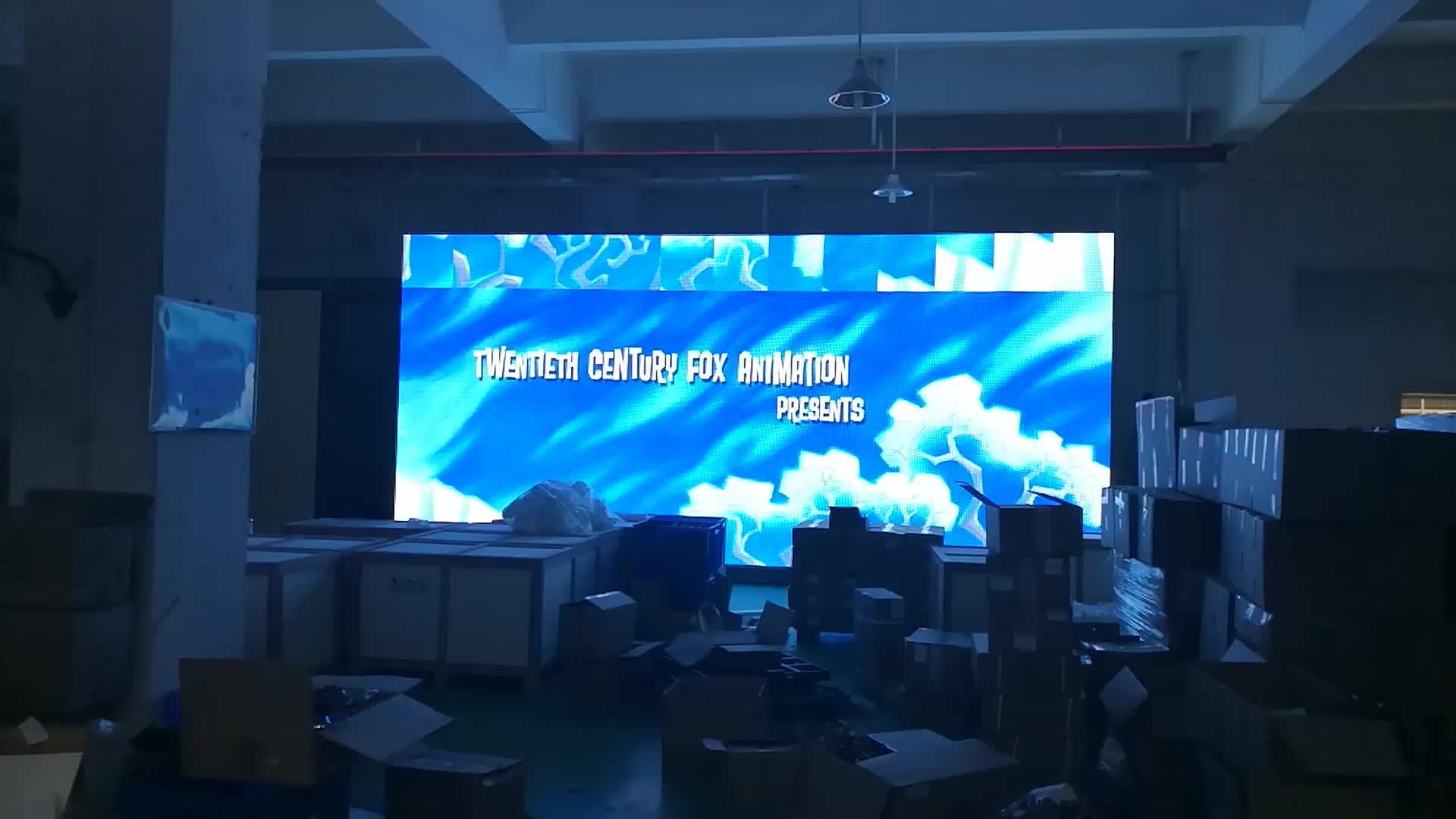 LedビデオウォールledディスプレイP3.91用屋外ledスクリーン屋内ledスクリーンダイカストアルミキャビネット500*500ミリメートル