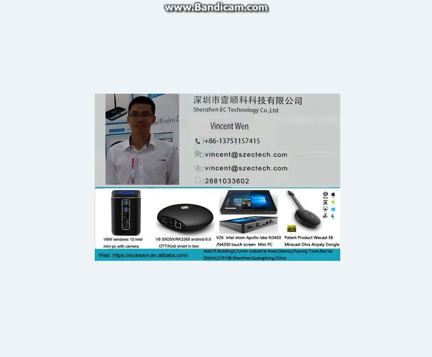 Wecast Quality C2 Wireless HDMI Display Adapter Miracast DLNA Airplay