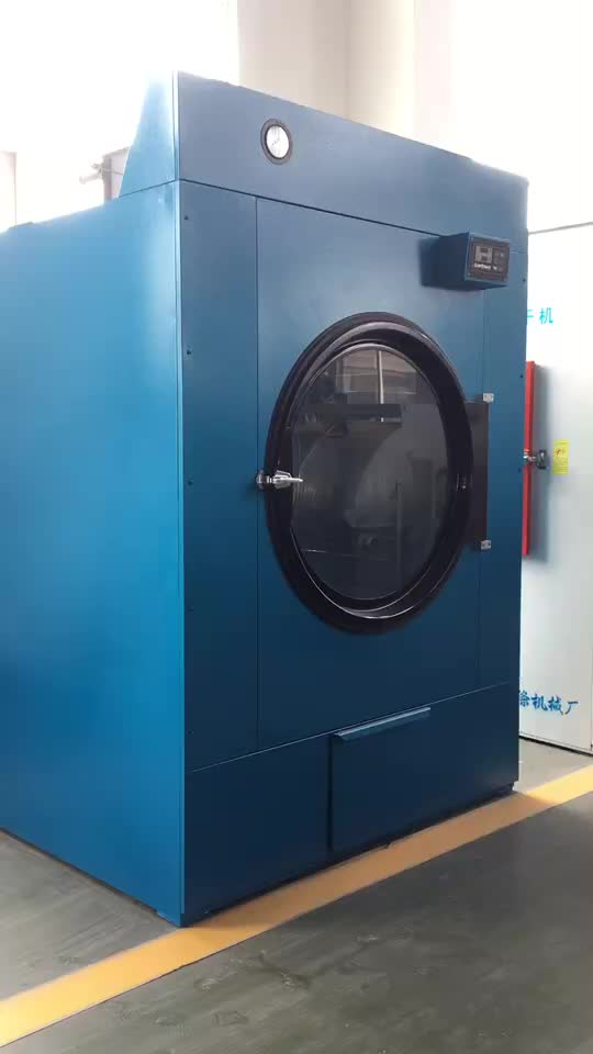 Hotel In Tumble Dryer ~ Automatic laundry equipment clothes tumble dryer for hotel