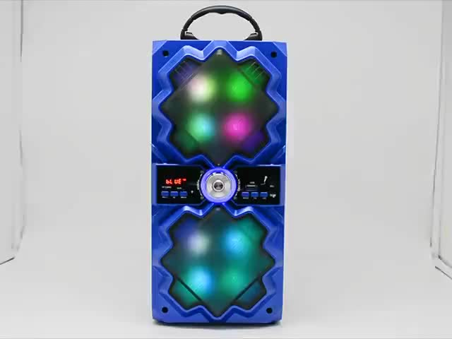 Promotion Gift Portable Wireless 10w audio amplifier with LED Light