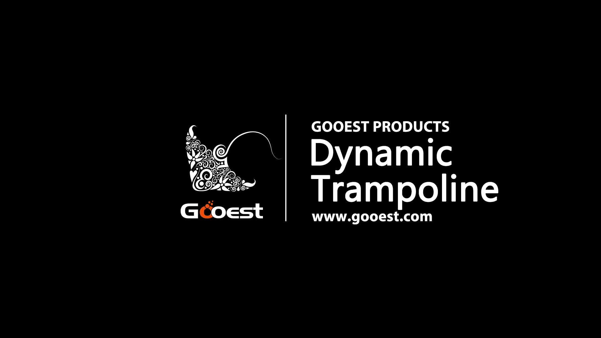 jogos interativos da projeção do trampolim das vendas quentes para o campo de jogos interno das crianças