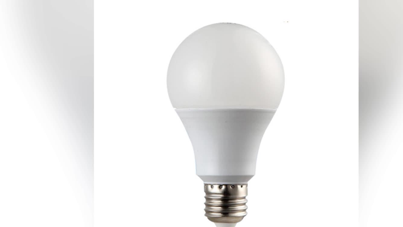 PIR Cerdas E27 Dipimpin cahaya Sensor Gerak sensor Cahaya 220 V 7 w Dipimpin Lampu Dengan Sensor Gerak