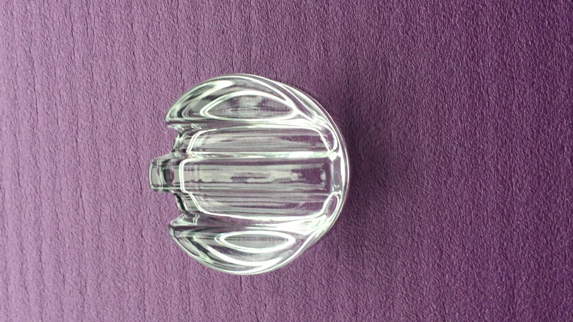 Glass Fermenting Weights with Grooved Handle