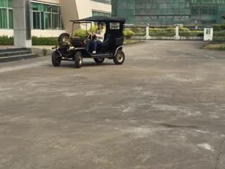 Klassieke 48V 5KW Prijzen Elektrische Personenauto Golfkar