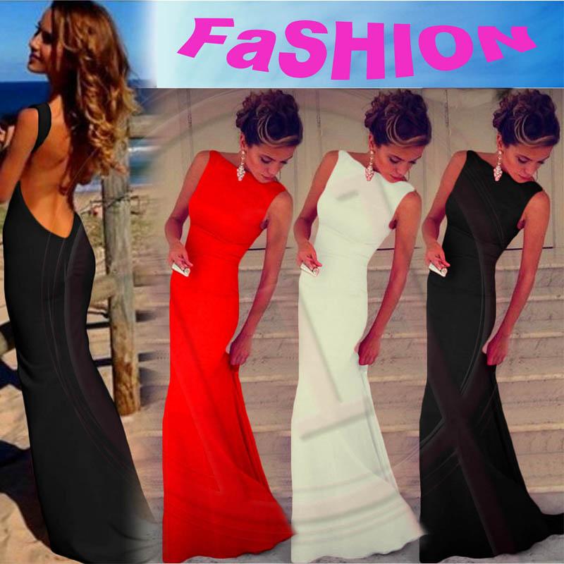 Европе сексуальные платья с открытой спиной суспендер платье платье коды в Европе и Америке