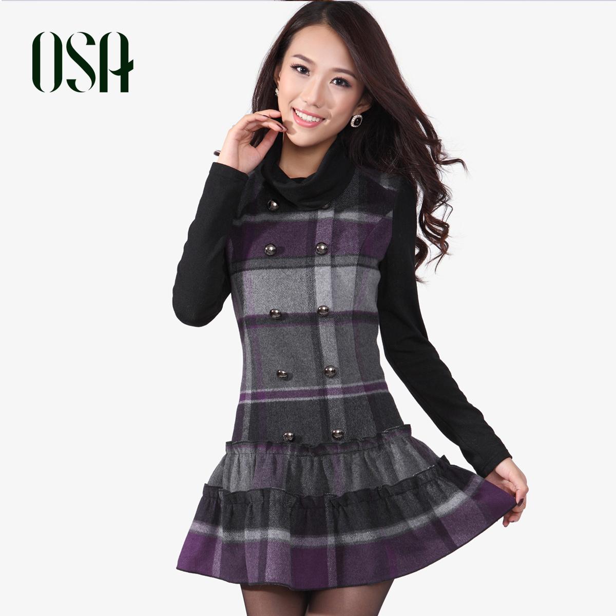 Женское платье OSA sl22812 OSA2012 48.8 L22812