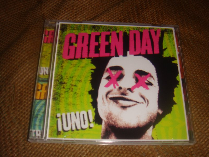 Музыка CD, DVD Green Day iuno GreenDay пакет почты