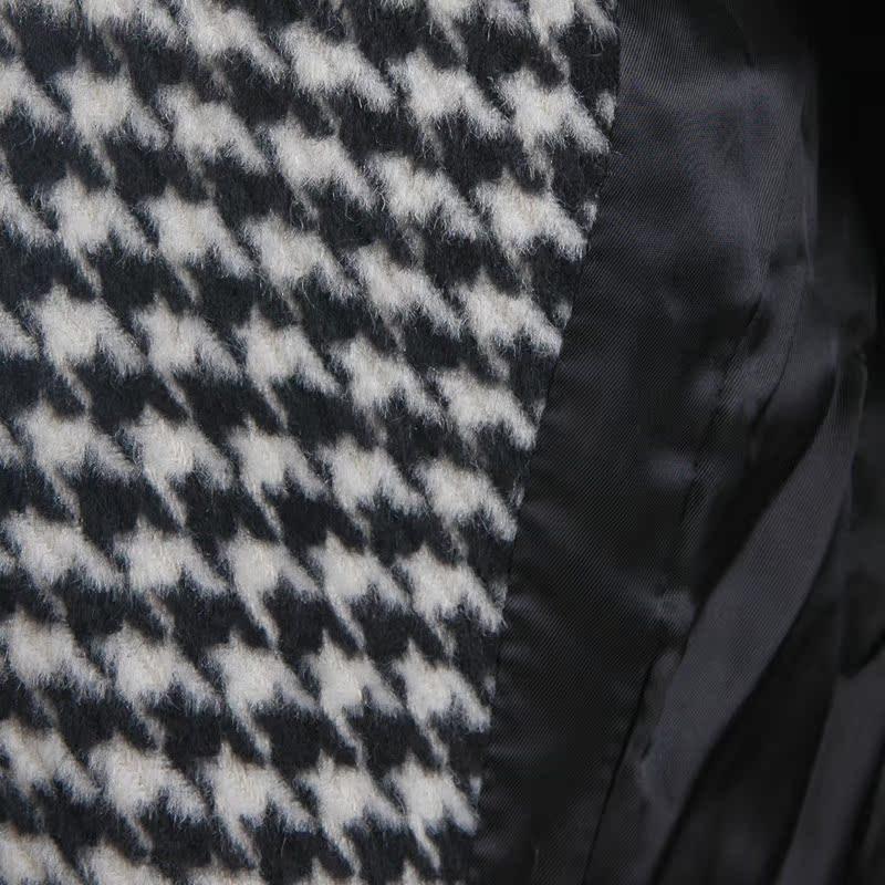 женское пальто Snow 5053 2013 Зима 2013 Макси (длина>100 см) Snow Длинный рукав Классический рукав