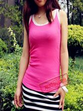 Wholesale 2013 new lace cotton thread bottoming small harness vest clothing female child workers