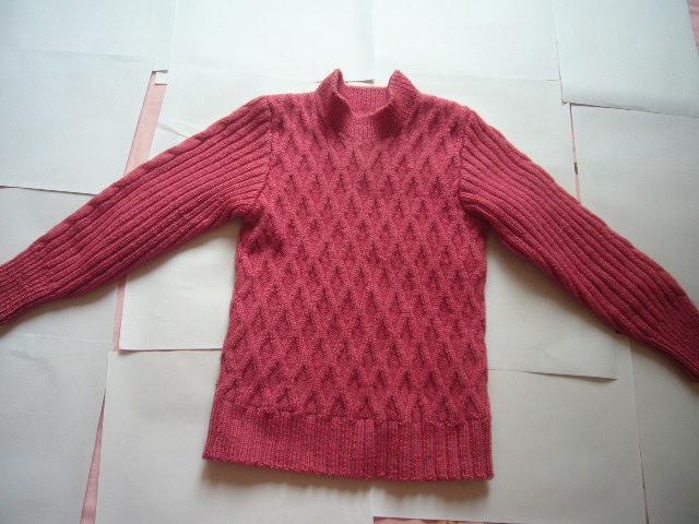 手工织毛衣图案_手工织毛衣的图案哪种好手工织毛衣的图案价