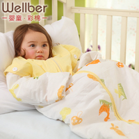 Wellber baby sleeping bag