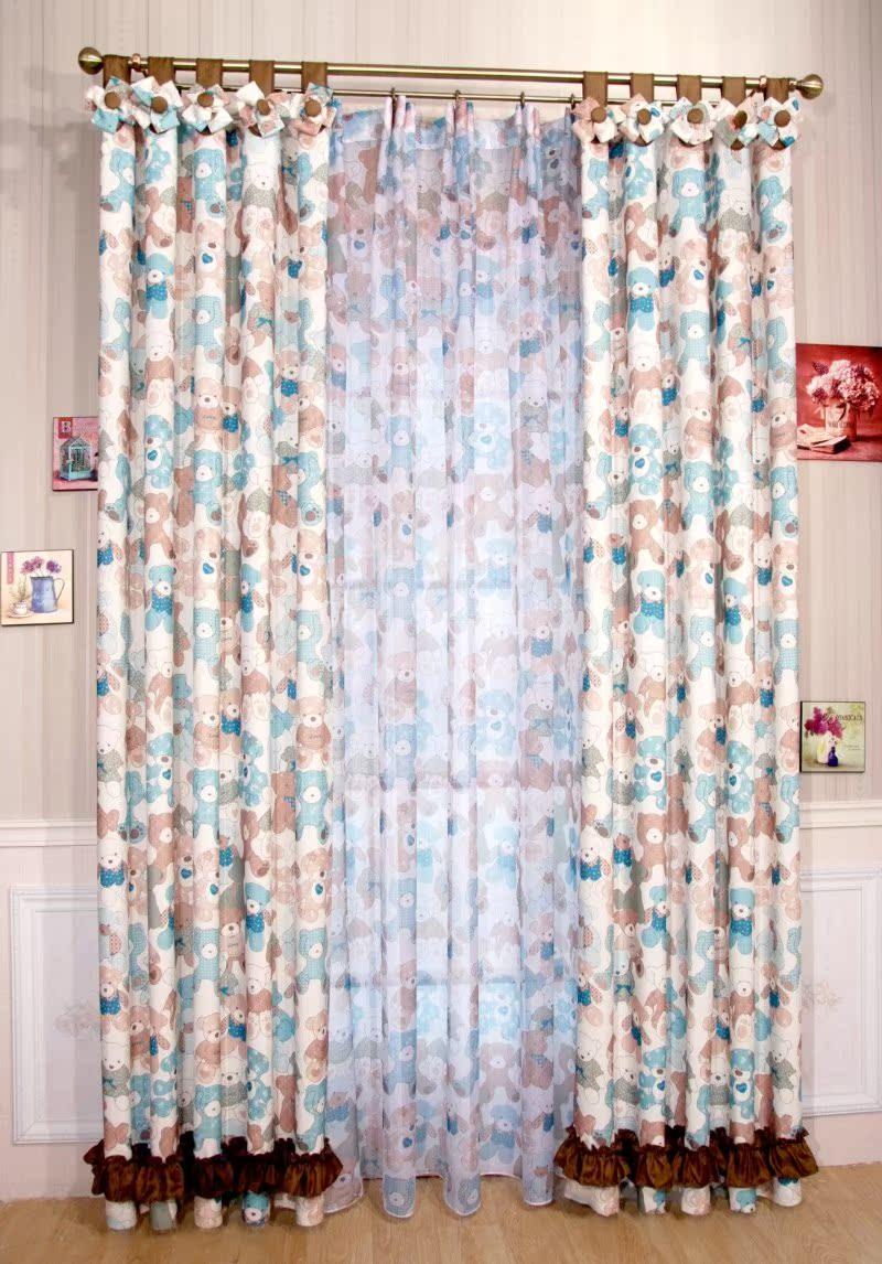 Готовые шторы Wonderful hibiscus