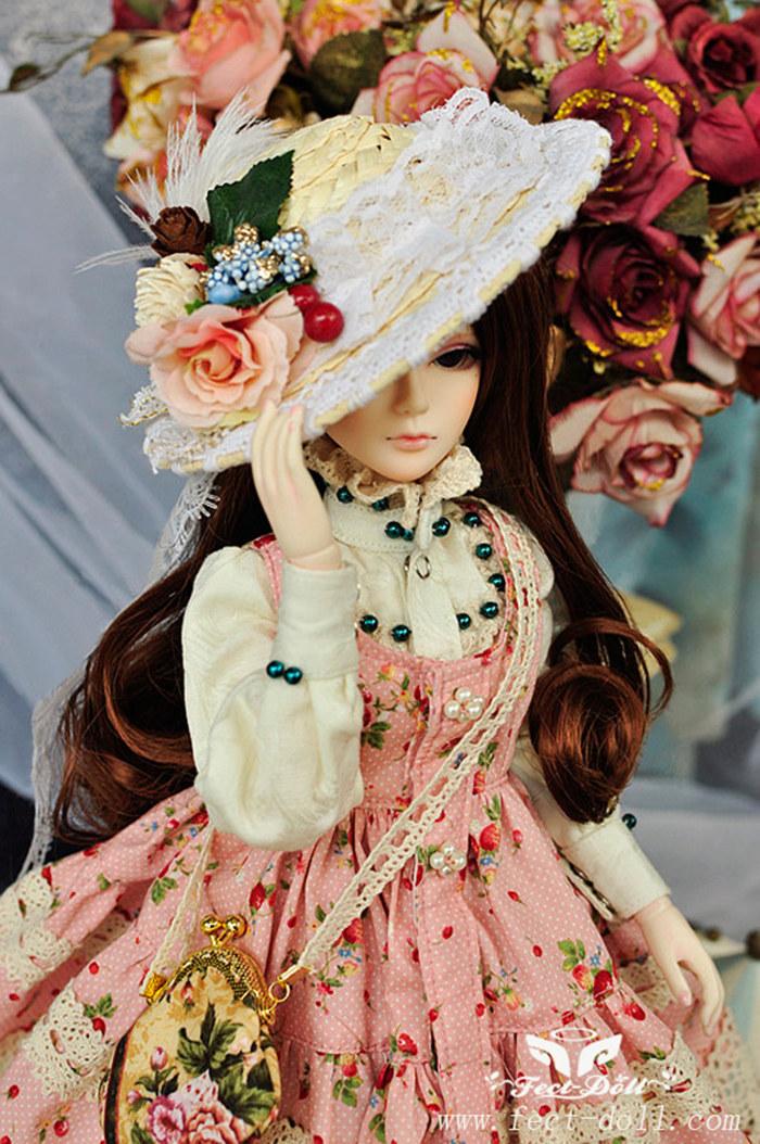 Кукла BJD Fect/doll(fd)  85 FD 1/4 BJD/sd