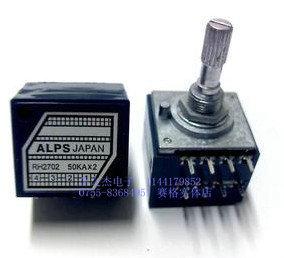 Потенциометр Лихорадка уровне Альпы прецизионные чип резисторы активизацией rh2702 потенциометра громкости