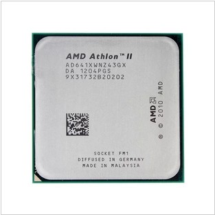 Процессор Amd  Athlon II X4 641 CPU