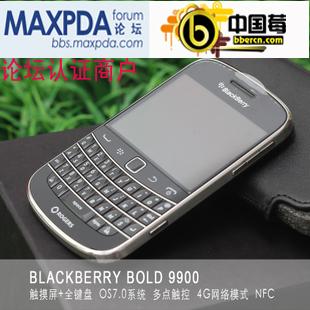 Мобильный телефон BlackBerry 9930 9900 BlackBerry Емкостный сенсорный экран 2,8 дюйма Wi-Fi доступ в Интернет, GPRS-Интернет