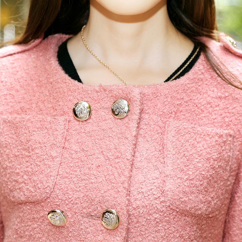 женское пальто Xmy 816 2012 Зима 2012 Длинная модель (80 см<длина изделия ≤ 100 см) Xmy Длинный рукав Классический рукав