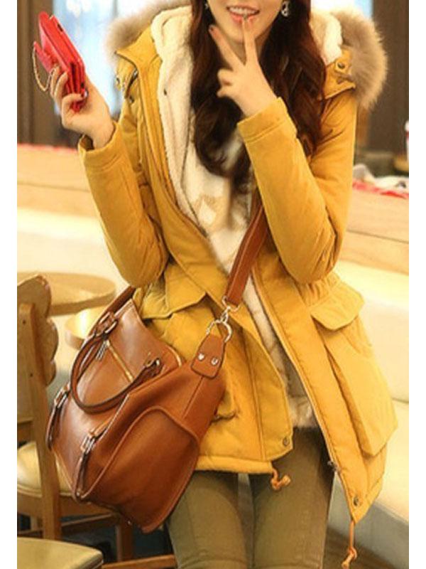 Женская утепленная куртка y8919169 2013