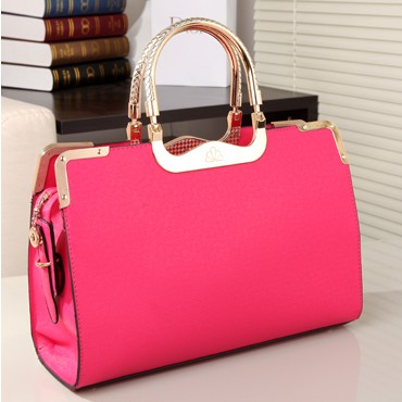 Bag 2014 new wave of female metal portable handbag shoulder diagonal red rose bridal bag female bag Post