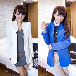 Korean style slim small suit jacket Leisure