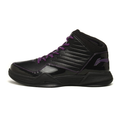 Free shipping authentic Li Ning basketball shoes to help men damping wearable sneakers ABPG077-3-1